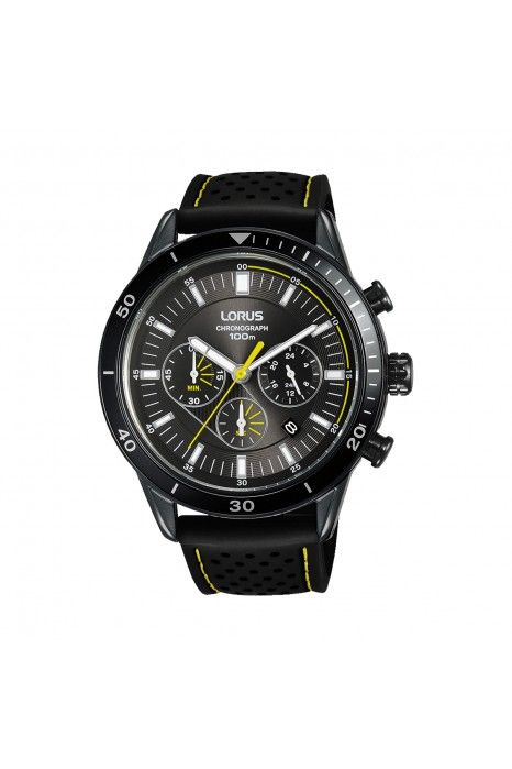 Relógio LORUS Sport Preto
