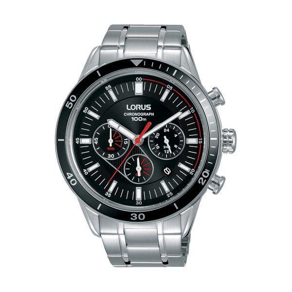 Relógio LORUS Sport Prateado RT399GX9