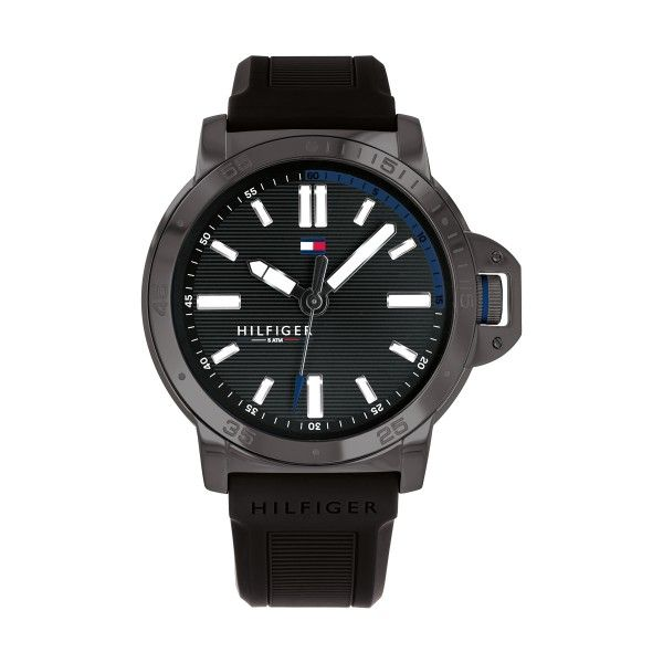 Relógio TOMMY HILFIGER Divers Cinzento 1791587