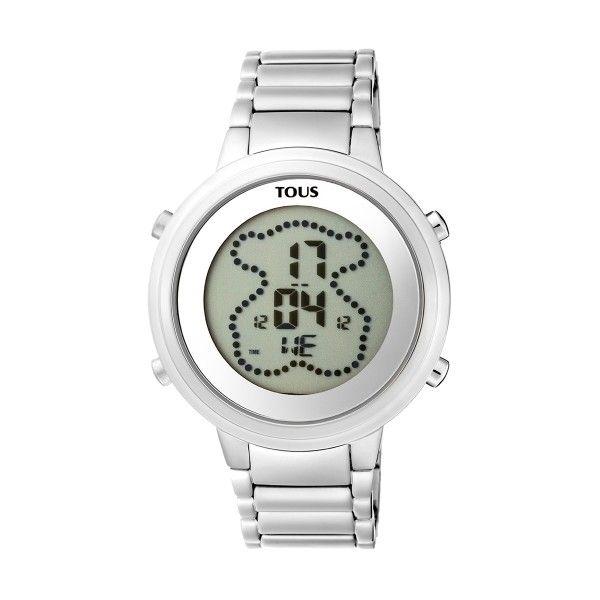 Relógio TOUS Digibear Prateado 900350025