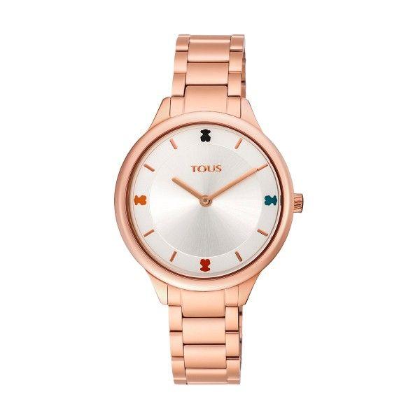 Relógio TOUS Tartan Ouro Rosa 900350105