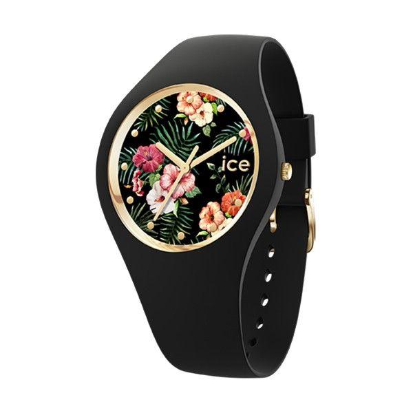 Relógio ICE Flower Preto IC016671