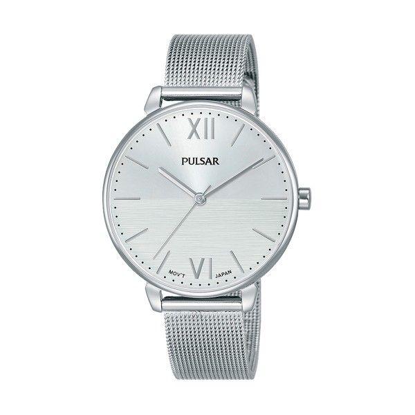Relógio PULSAR Casual Prateado PH8445X1