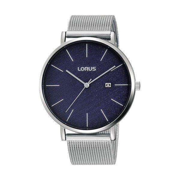Relógio LORUS Classic Prateado RH903LX8