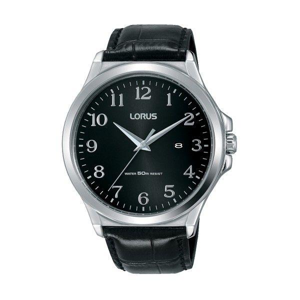 Relógio LORUS Classic Preto RH969KX8
