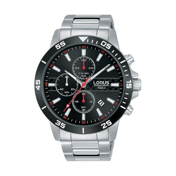Relógio LORUS Sport Prateado RM305FX9