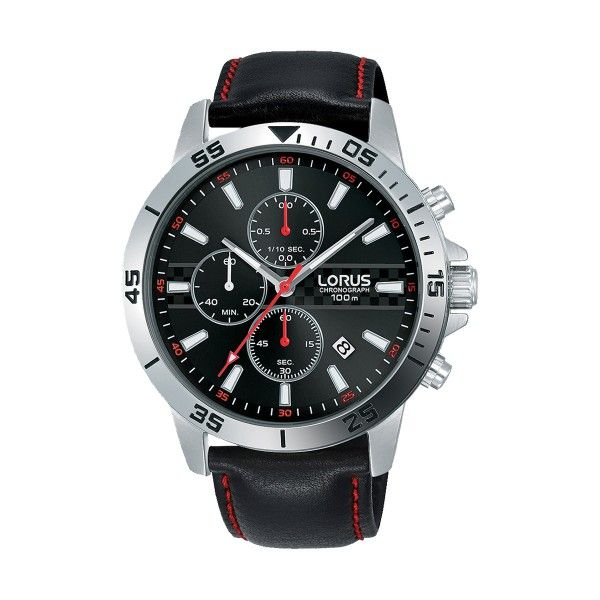 Relógio LORUS Sport Preto RM313FX9