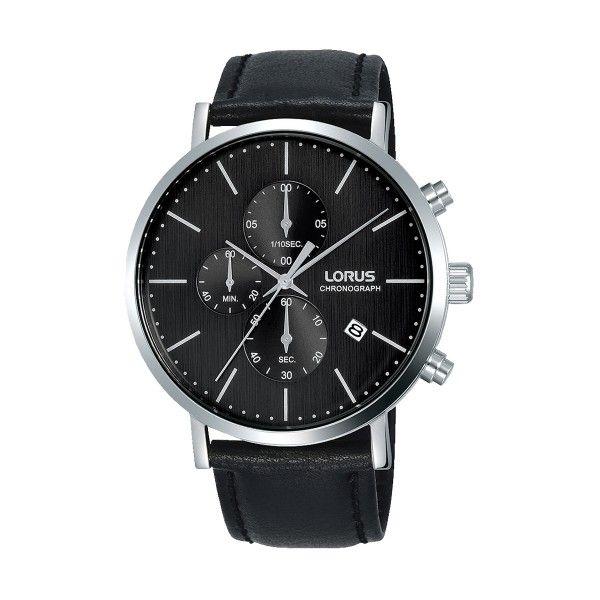 Relógio LORUS Classic Preto RM317FX8