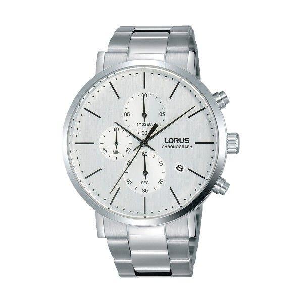 Relógio LORUS Classic Prateado RM321FX9