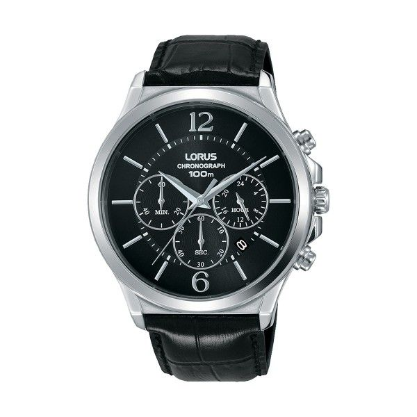 c78052ddb9d Relógio LORUS Classic Preto RT315HX8 ...
