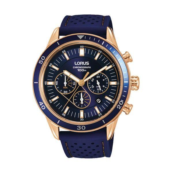 bd83cc31c62 Relógio LORUS Sport Azul RT324HX9 ...