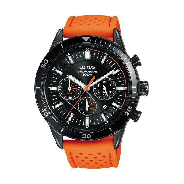 Relógio LORUS Sport Laranja RT327HX9