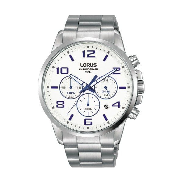 Relógio LORUS Sport Prateado RT395GX9