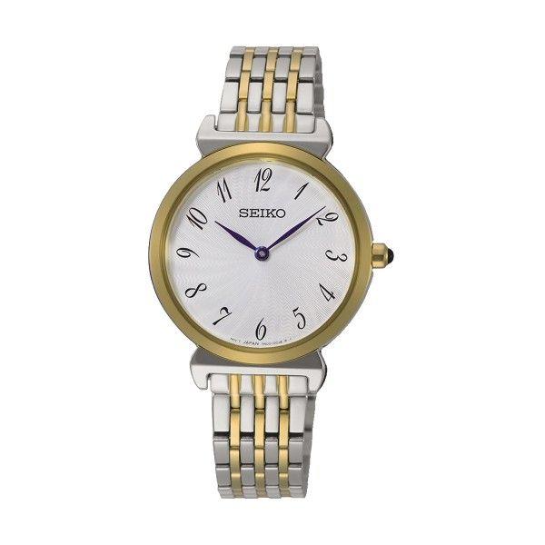 Relógio SEIKO Ladies Dourado SFQ800P1