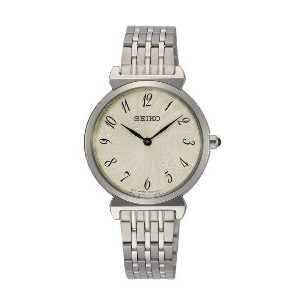 Relógio SEIKO Ladies Prateado SFQ801P1
