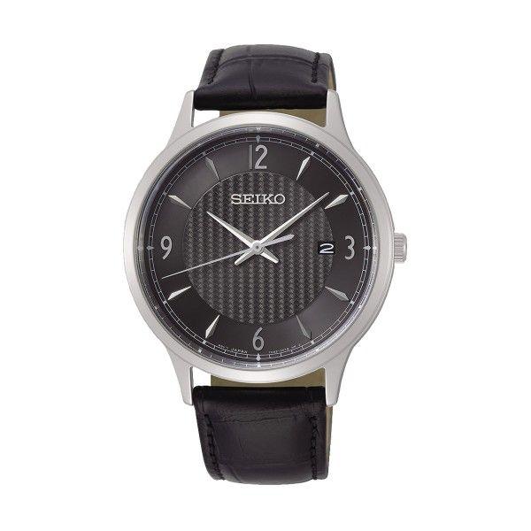 Relógio SEIKO Neo Classic Preto SGEH85P1