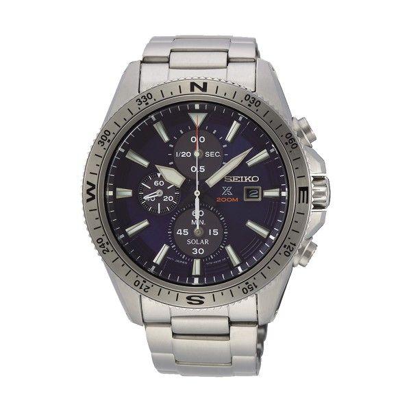 Relógio SEIKO Prospex Prateado SSC703P1