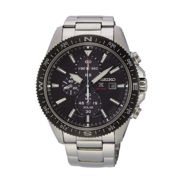 Relógio SEIKO Prospex Prateado SSC705P1