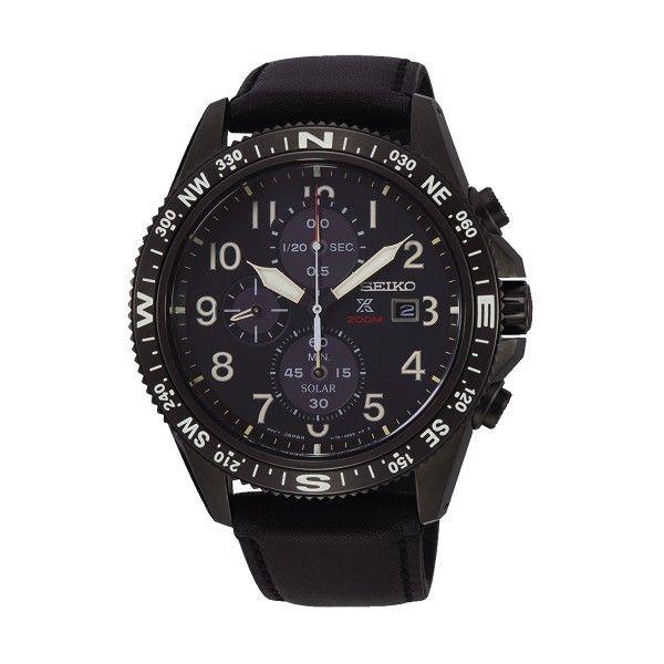 Relógio SEIKO Prospex Preto SSC707P1