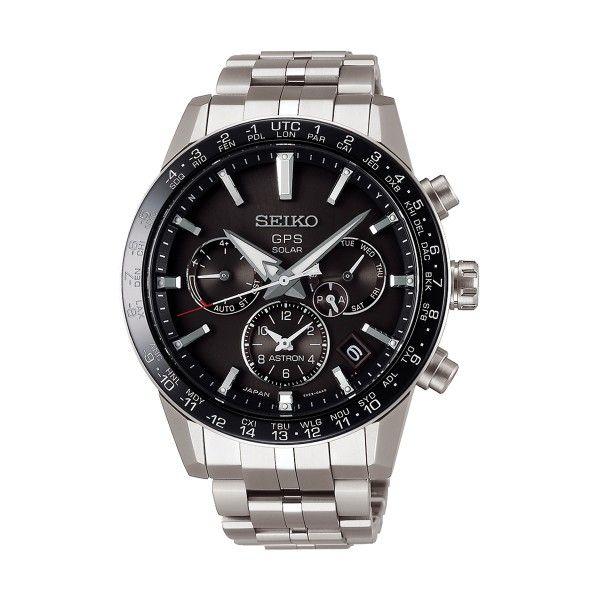 Relógio SEIKO ASTRON Prateado SSH003J1