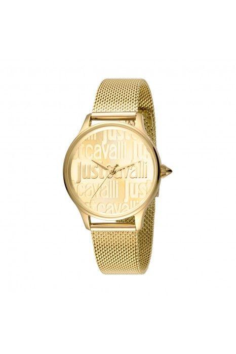 Relógio JUST CAVALLI TIME Relaxed Dourado
