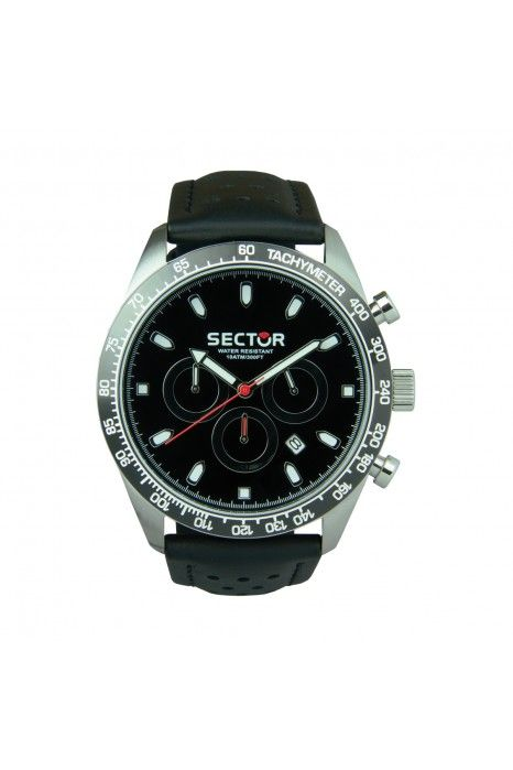 Relógio SECTOR 245 Preto