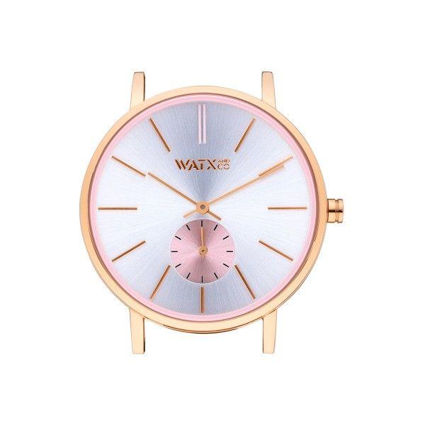 Caixa WATX 38 Analogic Desire Ouro Rosa WXCA1018