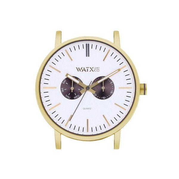 Caixa WATX 44 Analogic Desire Dourado WXCA2744