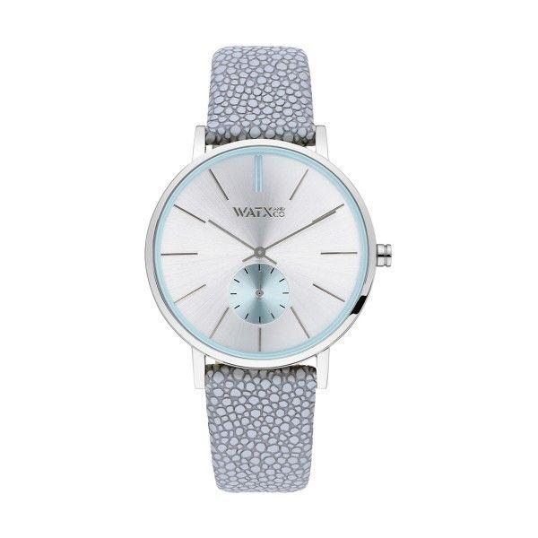 Bracelete WATX Leather Desire Azul WXCO1039
