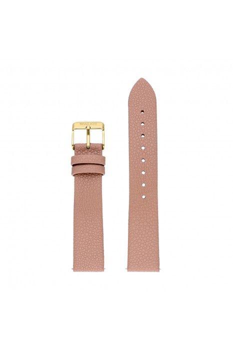 Bracelete WATX Leather Desire Bege