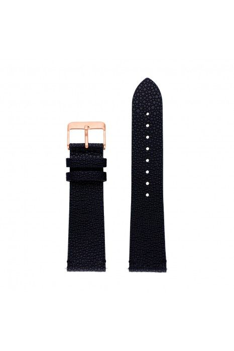 Bracelete WATX Leather Desire Preto