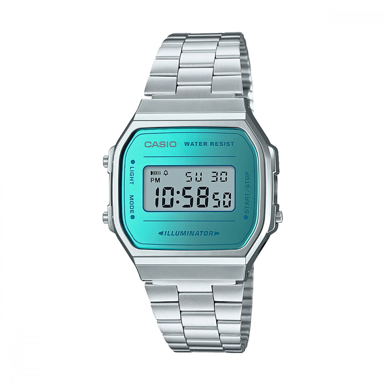 Relógio CASIO Vintage Prateado