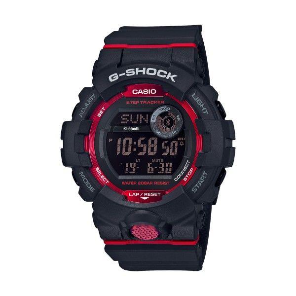 Relógio CASIO G-SHOCK G-Squad Preto GBD-800-1ER