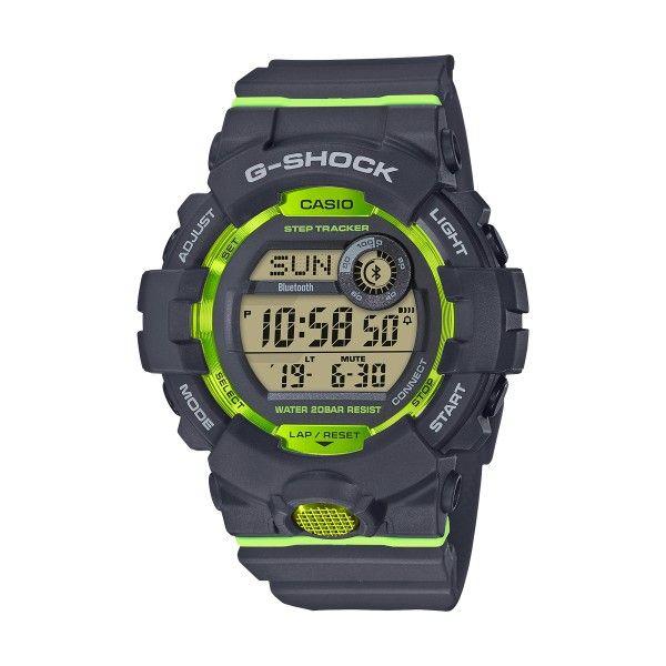 Relógio CASIO G-SHOCK G-Squad Cinzento GBD-800-8ER