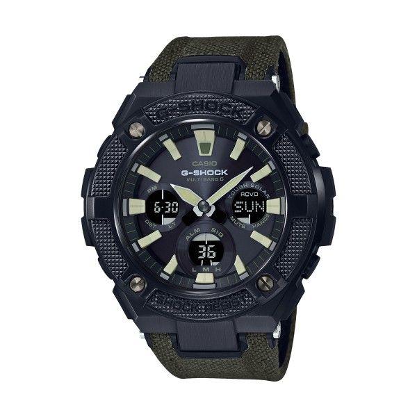 Relógio CASIO G-SHOCK Cinzento GST-W130BC-1A3ER