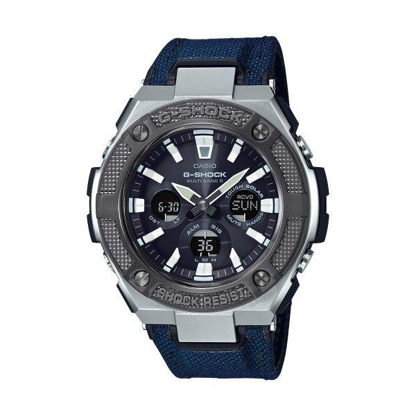 Relógio CASIO G-SHOCK Azul GST-W330AC-2AER