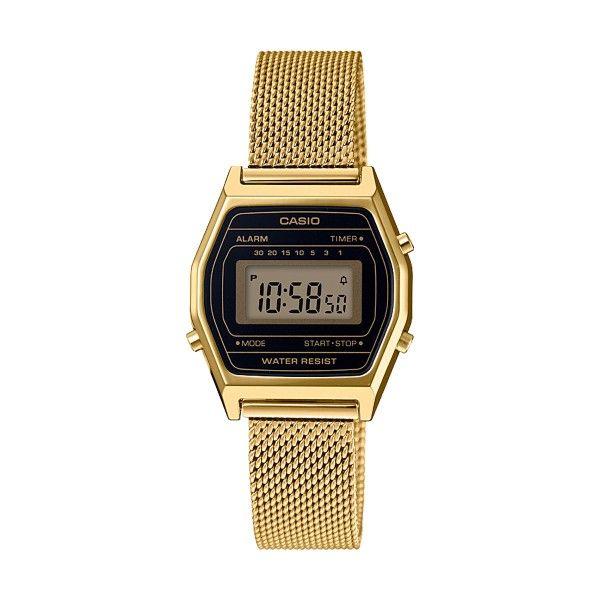 Relógio CASIO CC Retro Dourado LA690WEMY-1EF