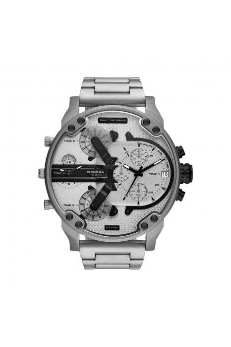 Relógio DIESEL Mr Daddy 2.0 Prateado
