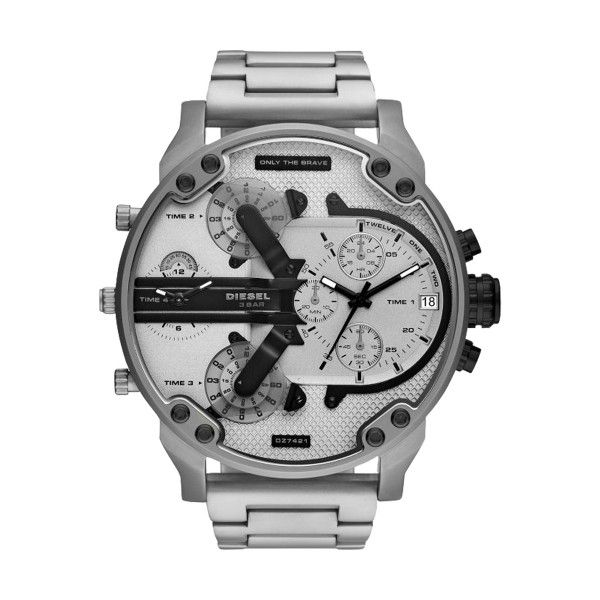 Relógio DIESEL Mr Daddy 2.0 Prateado DZ7421