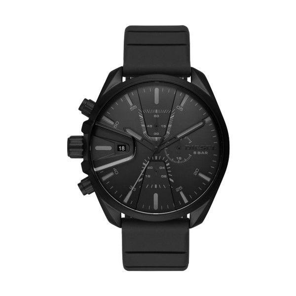 Relógio DIESEL Ms9 Chrono Preto DZ4507