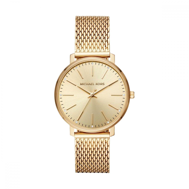 9aec9e456 Relógio MICHAEL KORS Pyper Dourado; Relógio MICHAEL KORS Pyper Dourado ...