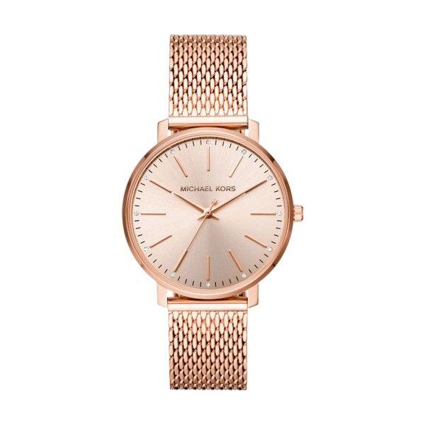 Relógio MICHAEL KORS Pyper Ouro Rosa MK4340