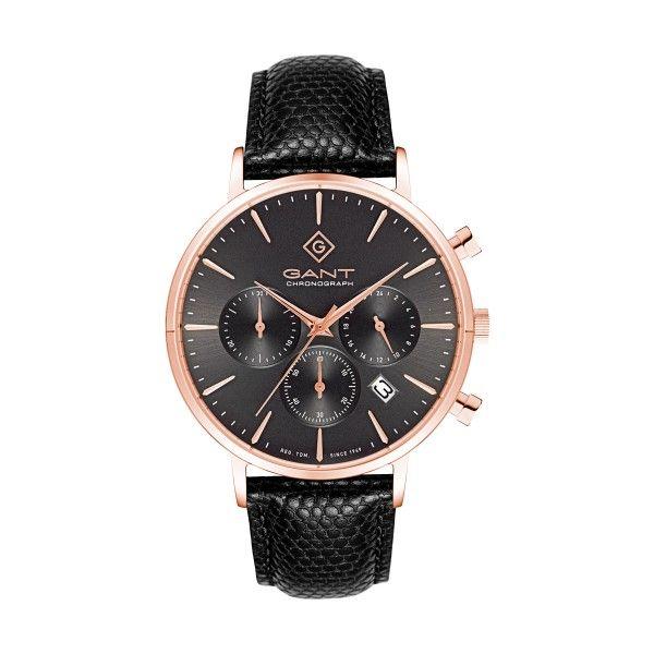 4ffec906779 Relógio GANT Park Avenue Chrono Preto G123006 ...
