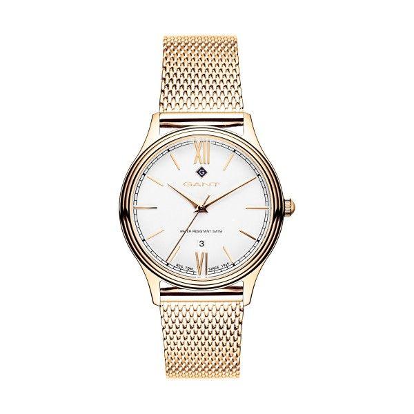 f1e38d1e3a6 Relógio GANT Caldwell Lady Dourado G125003 ...