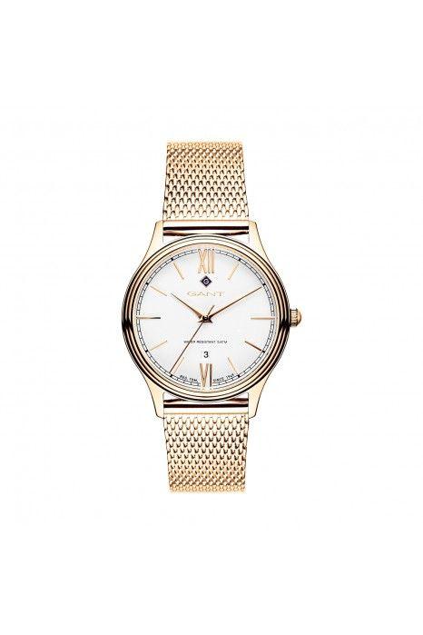 Relógio GANT Caldwell Lady Dourado