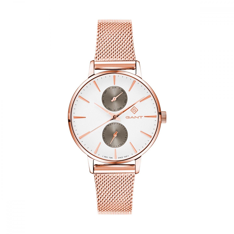 Relógio GANT Park Avenue Day-Date Ouro Rosa