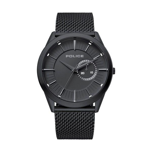 Relógio POLICE Helder Preto P15919JSB02MM