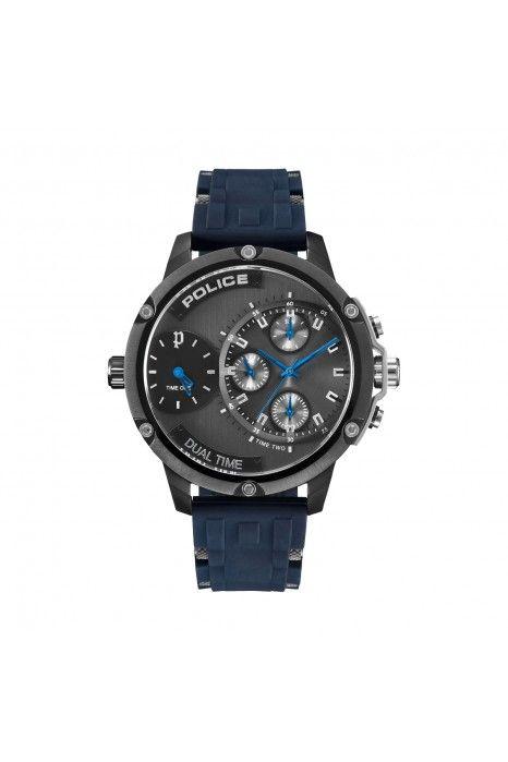 Relógio POLICE Negara Azul