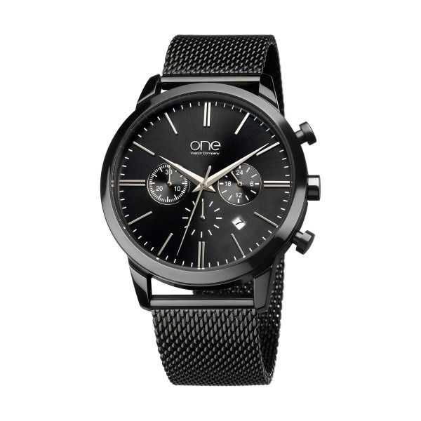 Relógio ONE Touch Preto OG6724SC81L