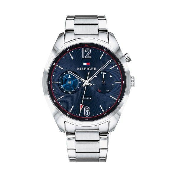 Relógio TOMMY HILFIGER Deacan Prateado 1791551